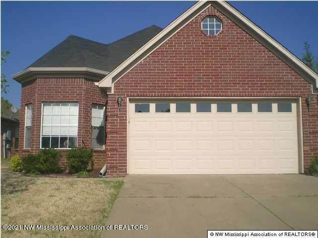 8752 Cat Tail Drive, Southaven, MS 38671 (MLS #337894) :: The Live Love Desoto Group