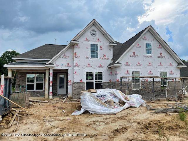 13508 N Fields Lane, Olive Branch, MS 38654 (MLS #334584) :: Signature Realty