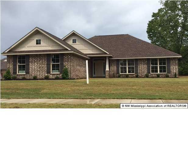 7229 Judith Drive, Olive Branch, MS 38654 (MLS #319347) :: Signature Realty