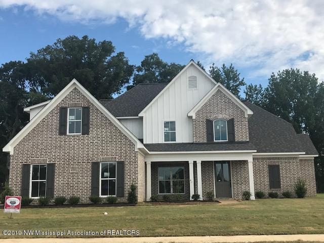 6760 Hawks View, Olive Branch, MS 38654 (MLS #323691) :: Signature Realty