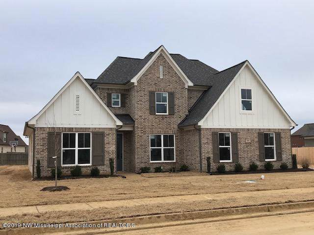 6861 Hawks View, Olive Branch, MS 38654 (MLS #325415) :: Signature Realty