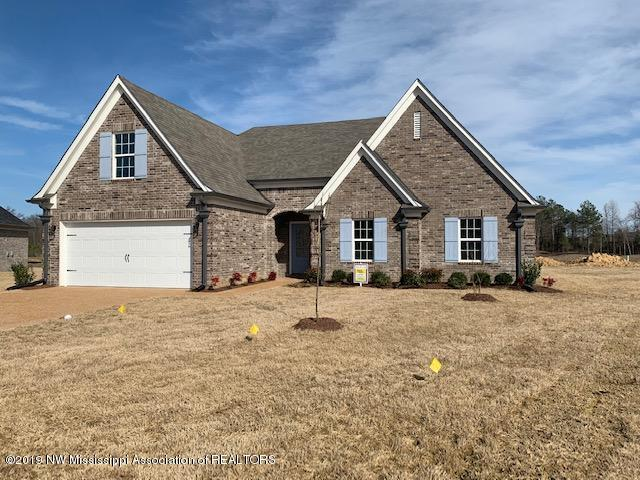 3700 Braddock Cove, Southaven, MS 38672 (MLS #320198) :: Signature Realty