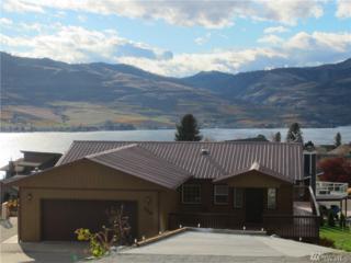 309 Butte Rd, Chelan, WA 98816 (#1052327) :: Ben Kinney Real Estate Team