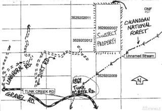 198-xx Tunk Creek Road, Riverside, WA 98849 (#1072473) :: Ben Kinney Real Estate Team