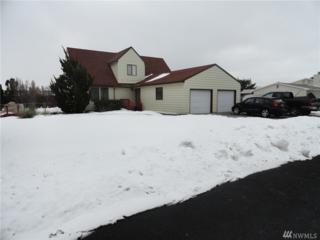 336 SE 3rd Ave, Ephrata, WA 98823 (#1072484) :: Ben Kinney Real Estate Team