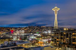 2621 2nd Ave #1803, Seattle, WA 98121 (#1086841) :: Ben Kinney Real Estate Team