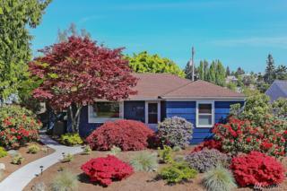 3818 50th Ave SW, Seattle, WA 98116 (#1087388) :: Ben Kinney Real Estate Team