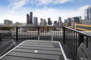 1105 Spring St #612, Seattle, WA 98104 (#1087586) :: Ben Kinney Real Estate Team