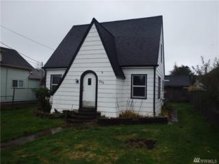 205 Lake St, Ilwaco, WA 98624 (#1087798) :: Ben Kinney Real Estate Team