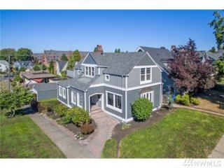 923 N G St, Tacoma, WA 98403 (#1088039) :: Ben Kinney Real Estate Team