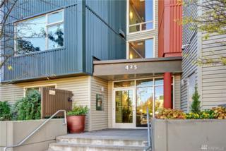 425 23rd Ave S A210, Seattle, WA 98104 (#1089450) :: Ben Kinney Real Estate Team