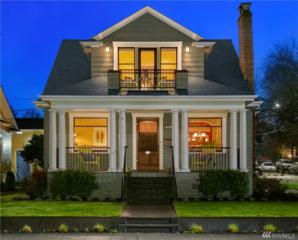 7353 W Green Lake Dr N, Seattle, WA 98103 (#1089457) :: Ben Kinney Real Estate Team