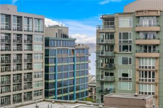 2801 1st Ave #612, Seattle, WA 98121 (#1090180) :: Ben Kinney Real Estate Team