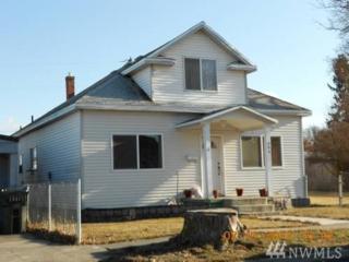 306 E 7th Ave, Ritzville, WA 99169 (#1090430) :: Ben Kinney Real Estate Team