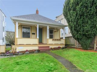 907 N 74TH St, Seattle, WA 98103 (#1090664) :: Ben Kinney Real Estate Team