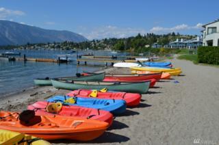 1 Beach 538-A, Manson, WA 98831 (#1090745) :: Ben Kinney Real Estate Team