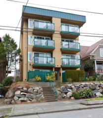 3919 Whitman Ave N #202, Seattle, WA 98103 (#1091197) :: Ben Kinney Real Estate Team