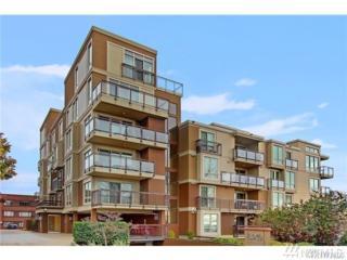 500 5th Ave W #705, Seattle, WA 98119 (#1091504) :: Ben Kinney Real Estate Team
