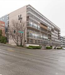 1740 Melrose Ave #201, Seattle, WA 98122 (#1091601) :: Ben Kinney Real Estate Team