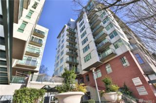 1100 106th Ave NE #1003, Bellevue, WA 98004 (#1092067) :: Ben Kinney Real Estate Team