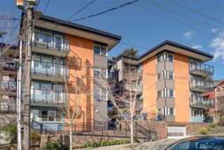 120 NW 39th St #207, Seattle, WA 98107 (#1092391) :: Ben Kinney Real Estate Team