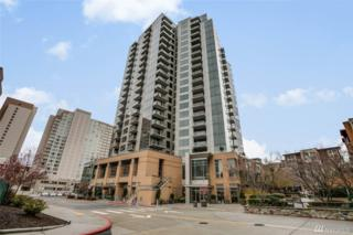 10610 NE 9th Place #1908, Bellevue, WA 98004 (#1092429) :: Ben Kinney Real Estate Team