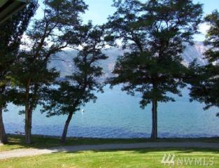 1 Beach 593-P, Manson, WA 98831 (#1093111) :: Ben Kinney Real Estate Team