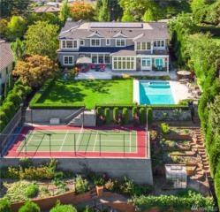 414 Upland Rd, Medina, WA 98039 (#1093431) :: Ben Kinney Real Estate Team