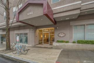 4343 Roosevelt Wy NE #410, Seattle, WA 98105 (#1093631) :: Ben Kinney Real Estate Team