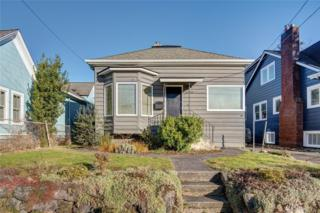 6754 23rd Ave NW, Seattle, WA 98117 (#1093694) :: Ben Kinney Real Estate Team