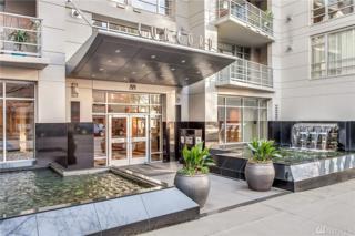 2929 1st Ave #522, Seattle, WA 98121 (#1094003) :: Ben Kinney Real Estate Team