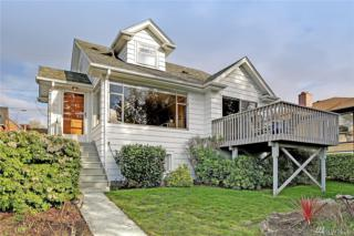 2306 47th Ave SW, Seattle, WA 98116 (#1094356) :: Ben Kinney Real Estate Team