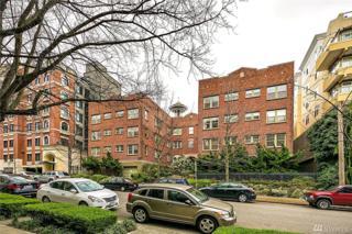124 Warren Ave N #110, Seattle, WA 98109 (#1094394) :: Ben Kinney Real Estate Team