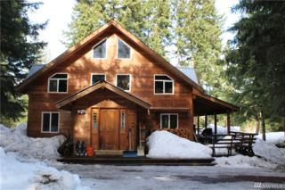 1001 Big Creek Rd, Cle Elum, WA 98922 (#1095538) :: Ben Kinney Real Estate Team