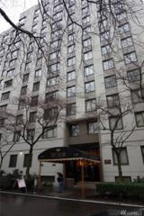 1105 Spring St #1212, Seattle, WA 98102 (#1095651) :: Ben Kinney Real Estate Team