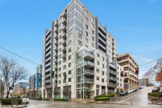 76 Cedar St #807, Seattle, WA 98121 (#1096099) :: The DiBello Real Estate Group