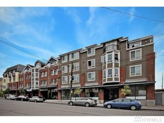812 5th Ave N #102, Seattle, WA 98109 (#1096879) :: Homes on the Sound