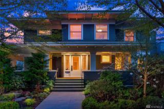 403 W Comstock St, Seattle, WA 98119 (#1110176) :: Keller Williams Realty Greater Seattle