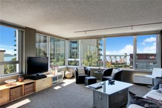415 W Mercer St #504, Seattle, WA 98119 (#1126139) :: Real Estate Solutions Group