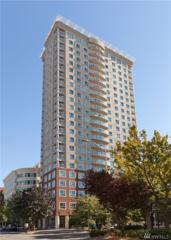 121 Vine St #803, Seattle, WA 98121 (#1129764) :: Ben Kinney Real Estate Team
