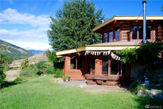 338 Twisp River Road, Twisp, WA 98856 (#922133) :: Ben Kinney Real Estate Team