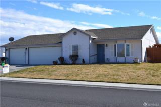 113 E Linden Ave, Moses Lake, WA 98837 (#1085293) :: Ben Kinney Real Estate Team