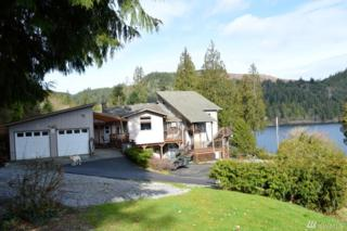 813 W Lake Samish Dr, Bellingham, WA 98229 (#1093770) :: Ben Kinney Real Estate Team
