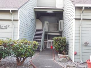 2532 S 317th St #307, Federal Way, WA 98003 (#1067043) :: Ben Kinney Real Estate Team