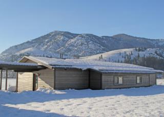 100 Twisp Airport Rd, Twisp, WA 98856 (#876710) :: Ben Kinney Real Estate Team