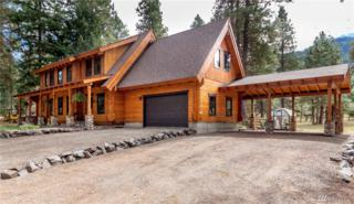 160 Timber Rd, Cle Elum, WA 98922 (#1029392) :: Ben Kinney Real Estate Team