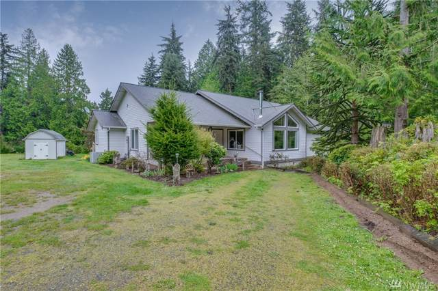3863 Paradise Bay Rd, Port Ludlow, WA 98365 (#1439593) :: Real Estate Solutions Group