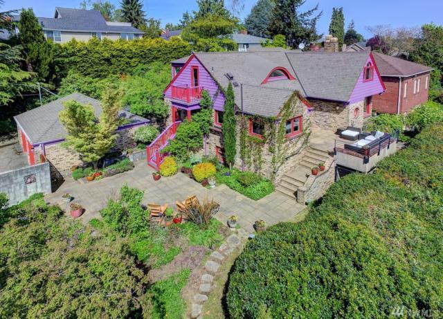 5907 Linden Ave N, Seattle, WA 98103 (#1121547) :: Ben Kinney Real Estate Team
