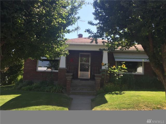 107 S 4th St, Odessa, WA 99159 (#1006734) :: Ben Kinney Real Estate Team