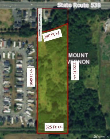 34-xx E College Wy, Mount Vernon, WA 98273 (#1018539) :: Ben Kinney Real Estate Team
